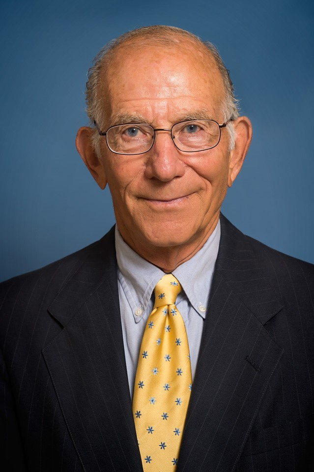 Business Consultant Robert Morgan
